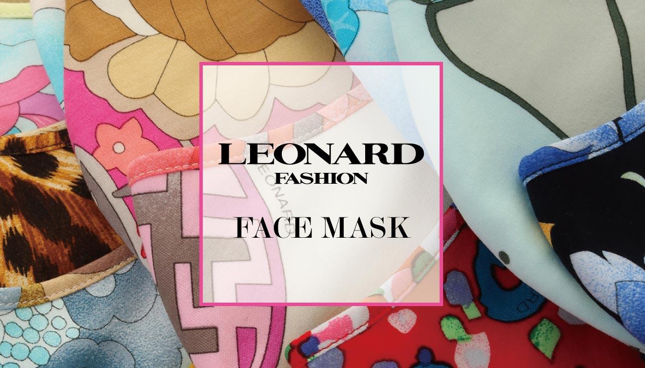 LEONARD FASHION FACE MASK 2 ver2
