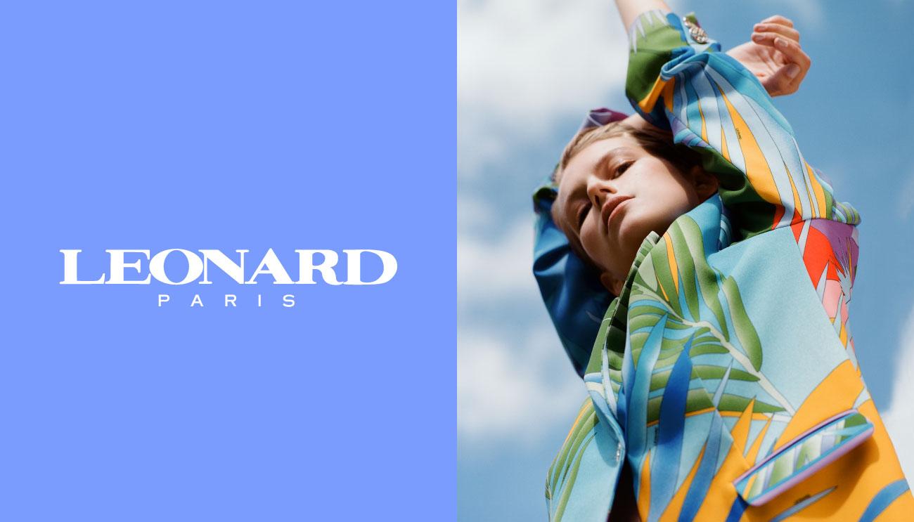 LEONARD PARIS 2021SS